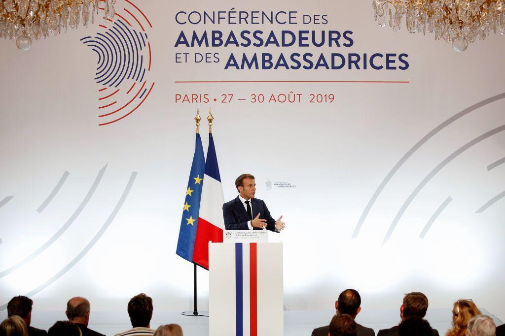 Macron S Risky Quest For Equilibrium Via Rapprochement