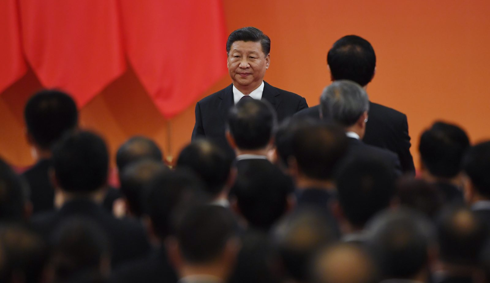 Barring unforeseen circumstances, it will be Xi Jinping facing his US counterpart (Greg Baker/AFP via Getty Images)