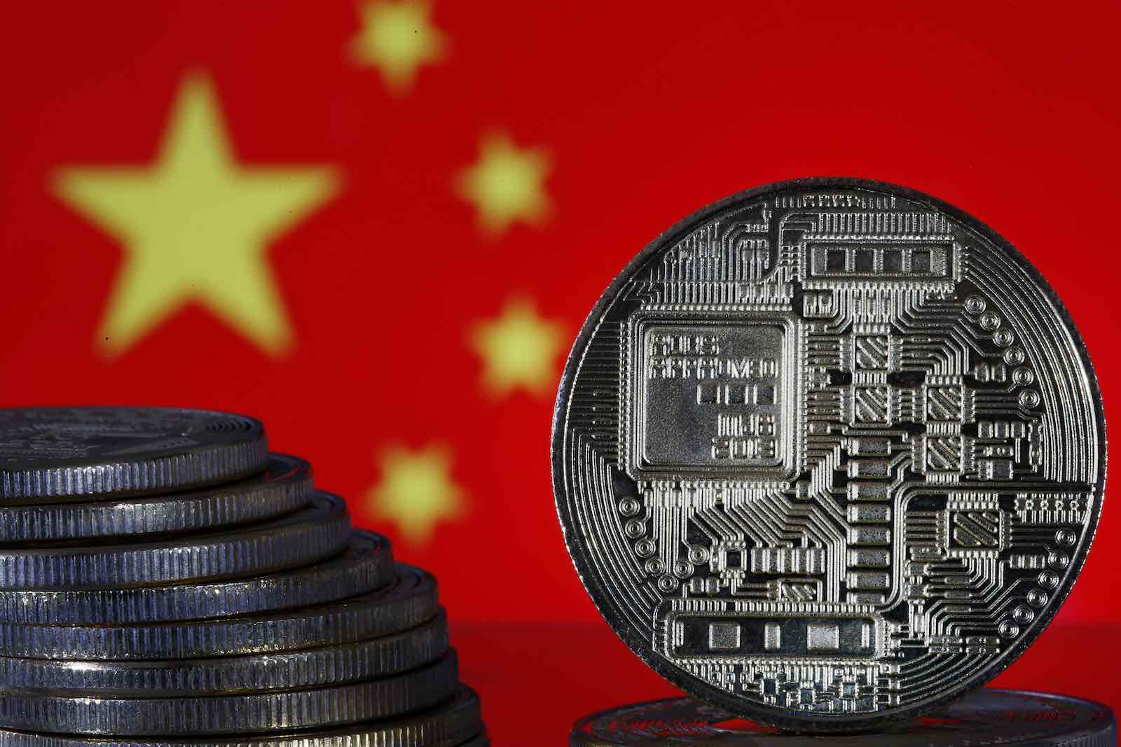 China is preparing to launch its own cryptocurrency (Photo: Chesnot/Getty Images)