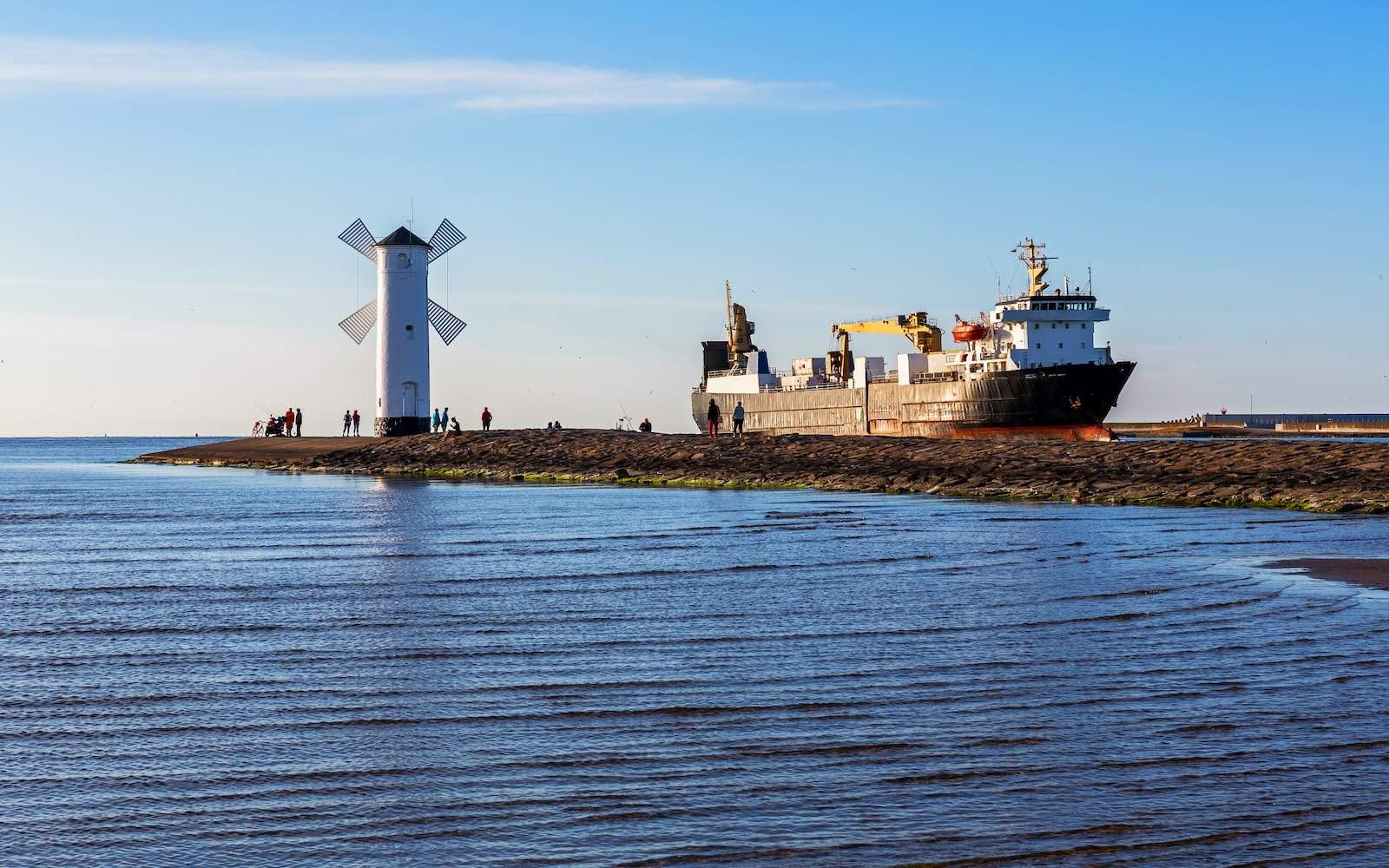 Świnoujście, Poland, on the Baltic Sea (Getty Images)