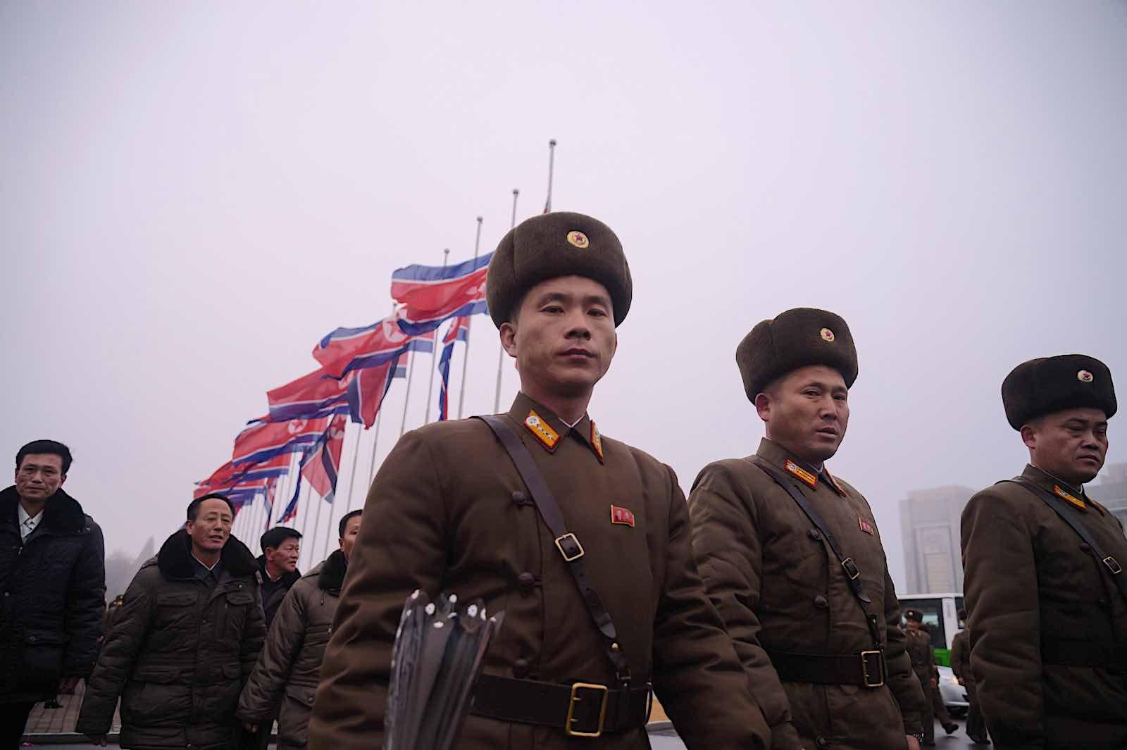 Photo: Kim Won Jin/AFP/Getty Images