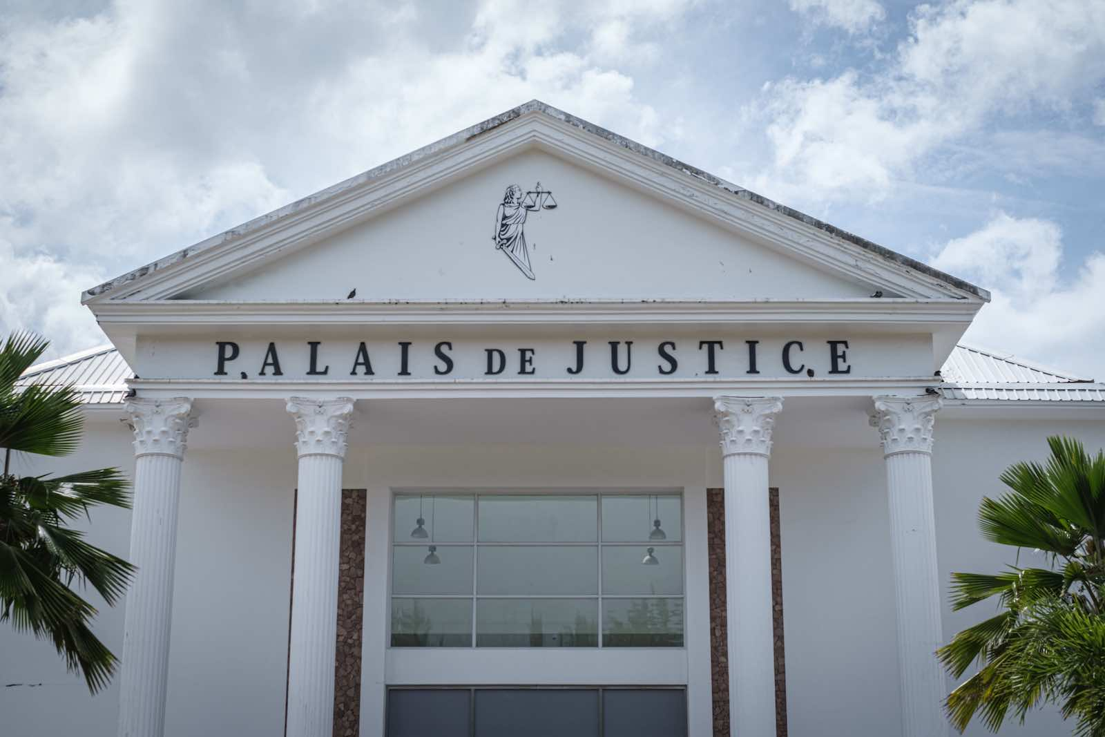 The courts building in Victoria, Seychelles (Yasuyoshi Chiba/AFP via Getty Images)