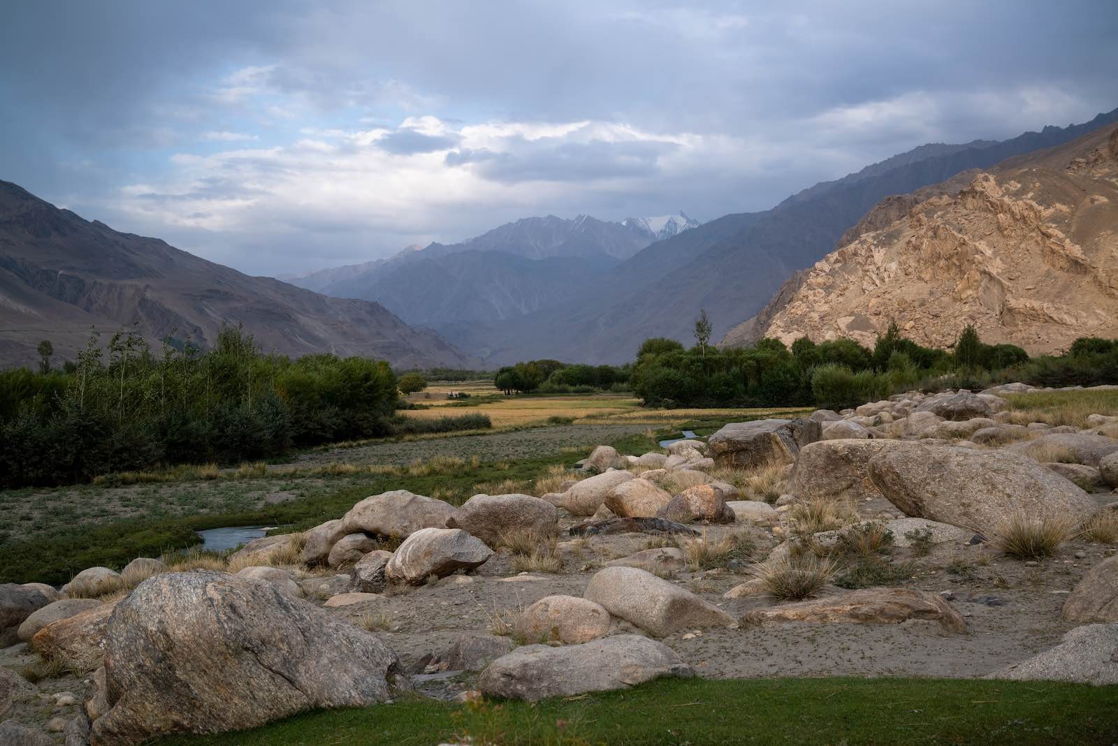 The Wakhan Corridor in Afghanistan, near the border of China (Pe3check/Getty Images)