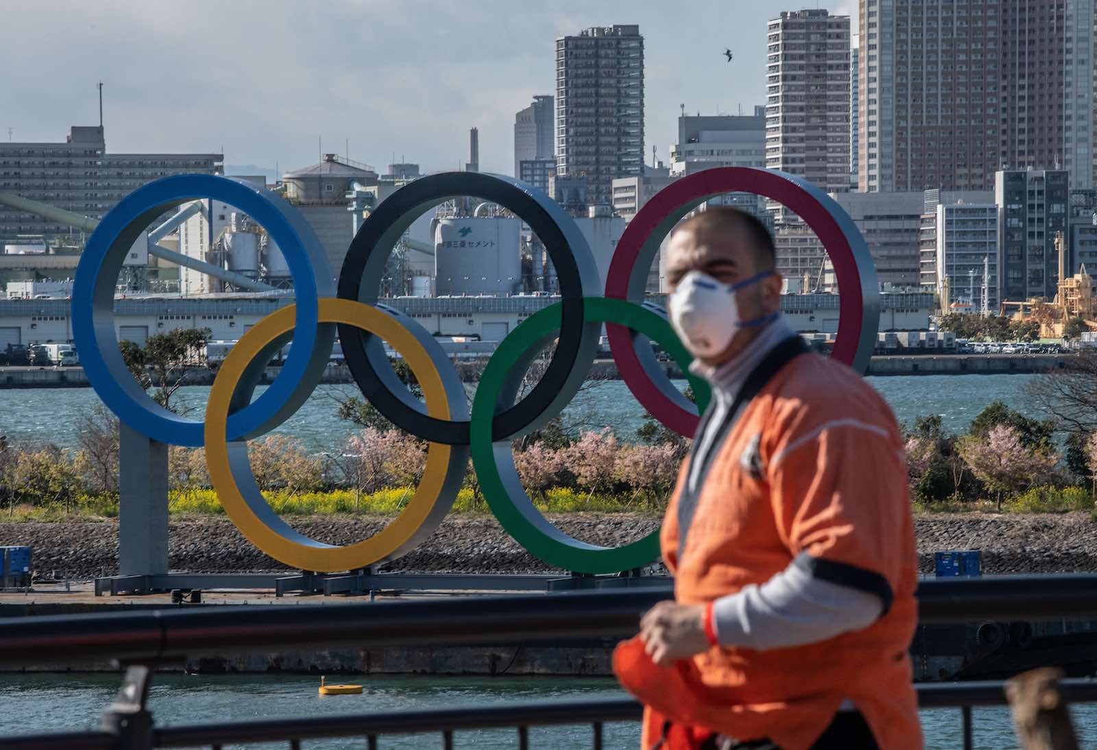 Japan's Minister for the Olympics Hashimoto Seiko has already said that it was feasible that the Olympics could be postponed (Carl Court/Getty Images)