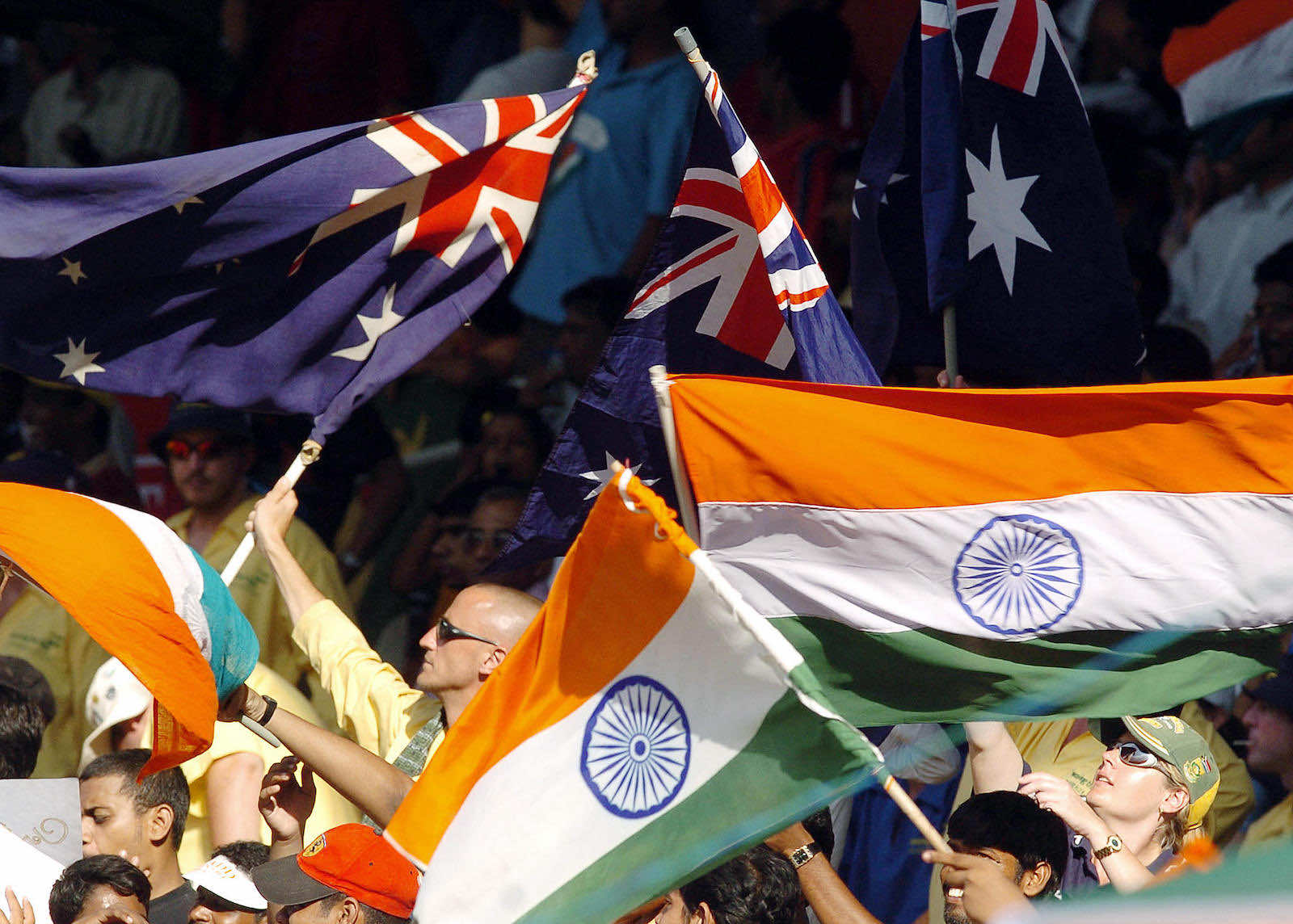 The talented Indian diaspora in Australia can help to generate new ideas, contacts and fresh thinking to strengthen the bilateral relationship (Dibyangshu Sarkar/AFP via Getty Images)