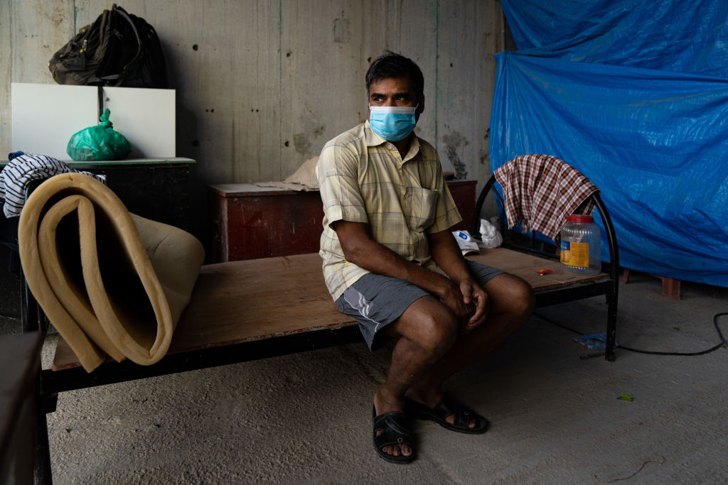 Coronavirus Pandemic The Interpreter