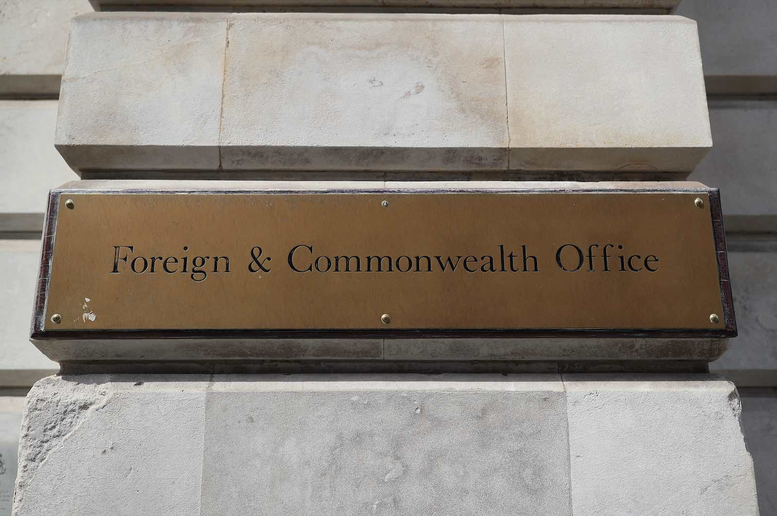 A merger of DFID and the FCO was announced earlier this year (Yui Mok/PA Images via Getty Images)