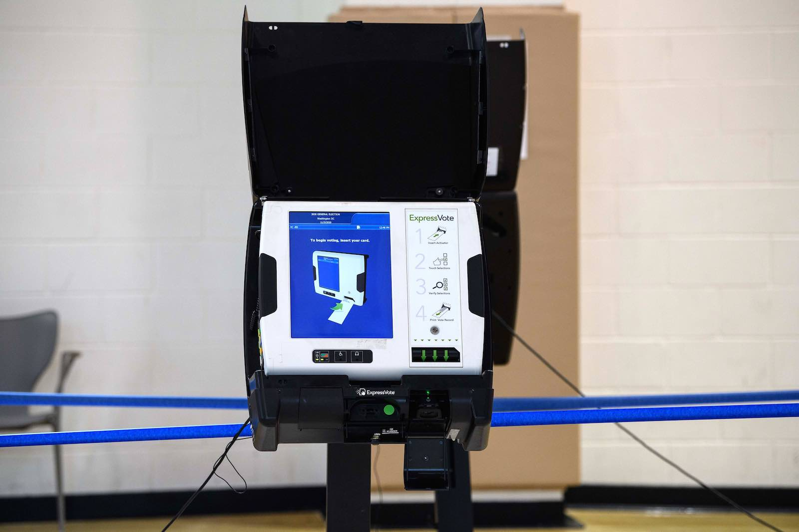 A smarter use of voting technology to stop election-related violence   The  Interpreter
