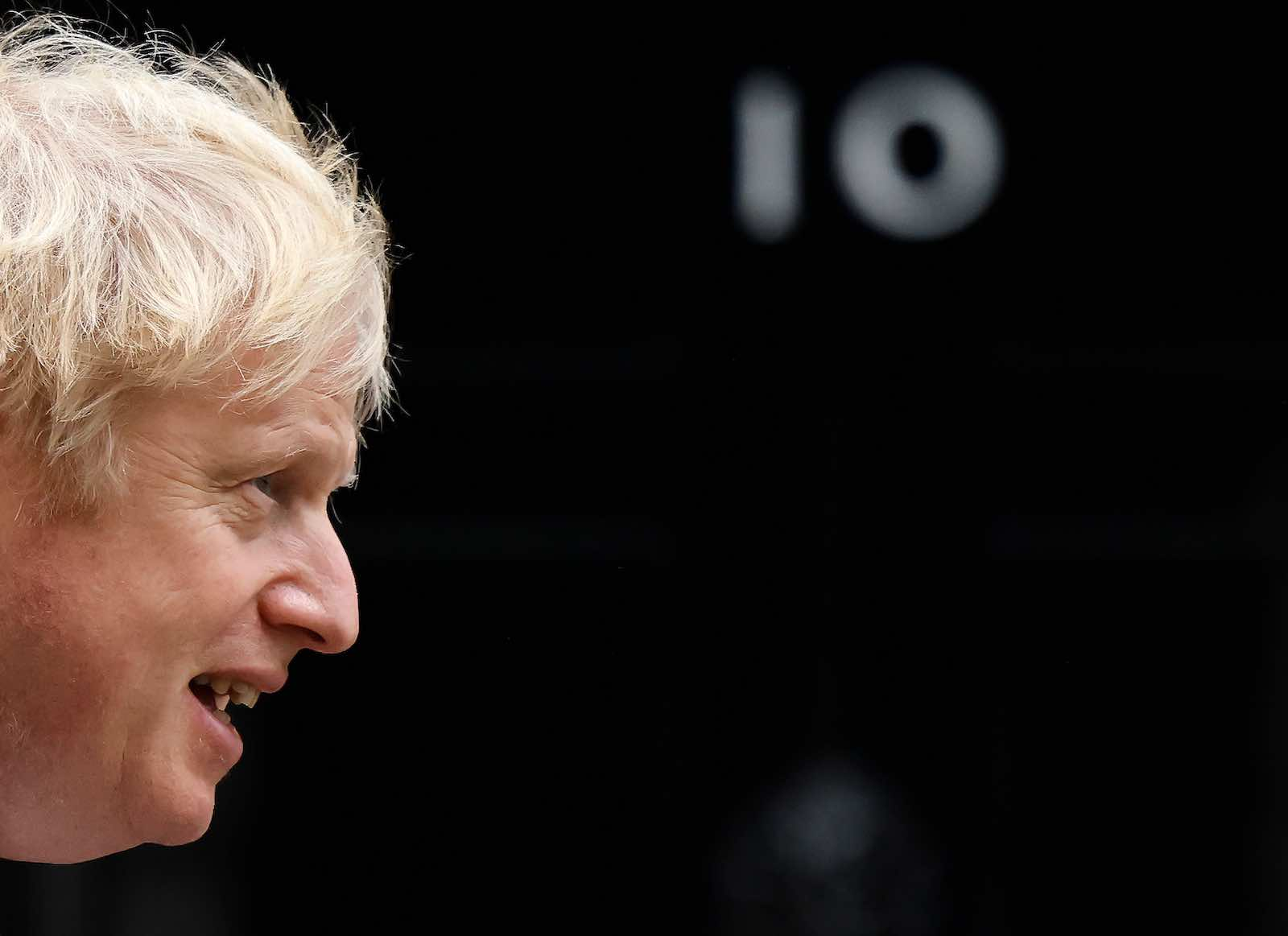 Boris Johnson might soon be singing a different tune (Tolga Akmen/AFP via Getty Images)
