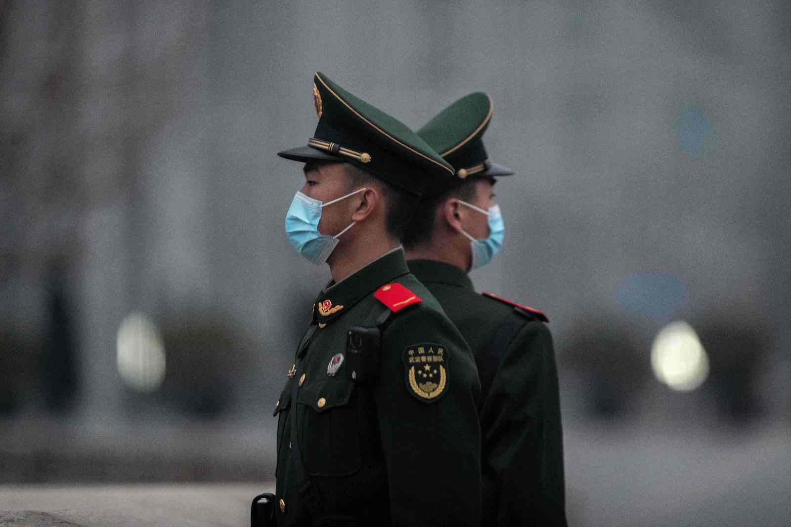 Beijing has calculated that as China gained stature as a superpower Southeast Asian nations would not, and could not, challenge its economic and military might (Nicolas Asfouri/AFP via Getty Images)