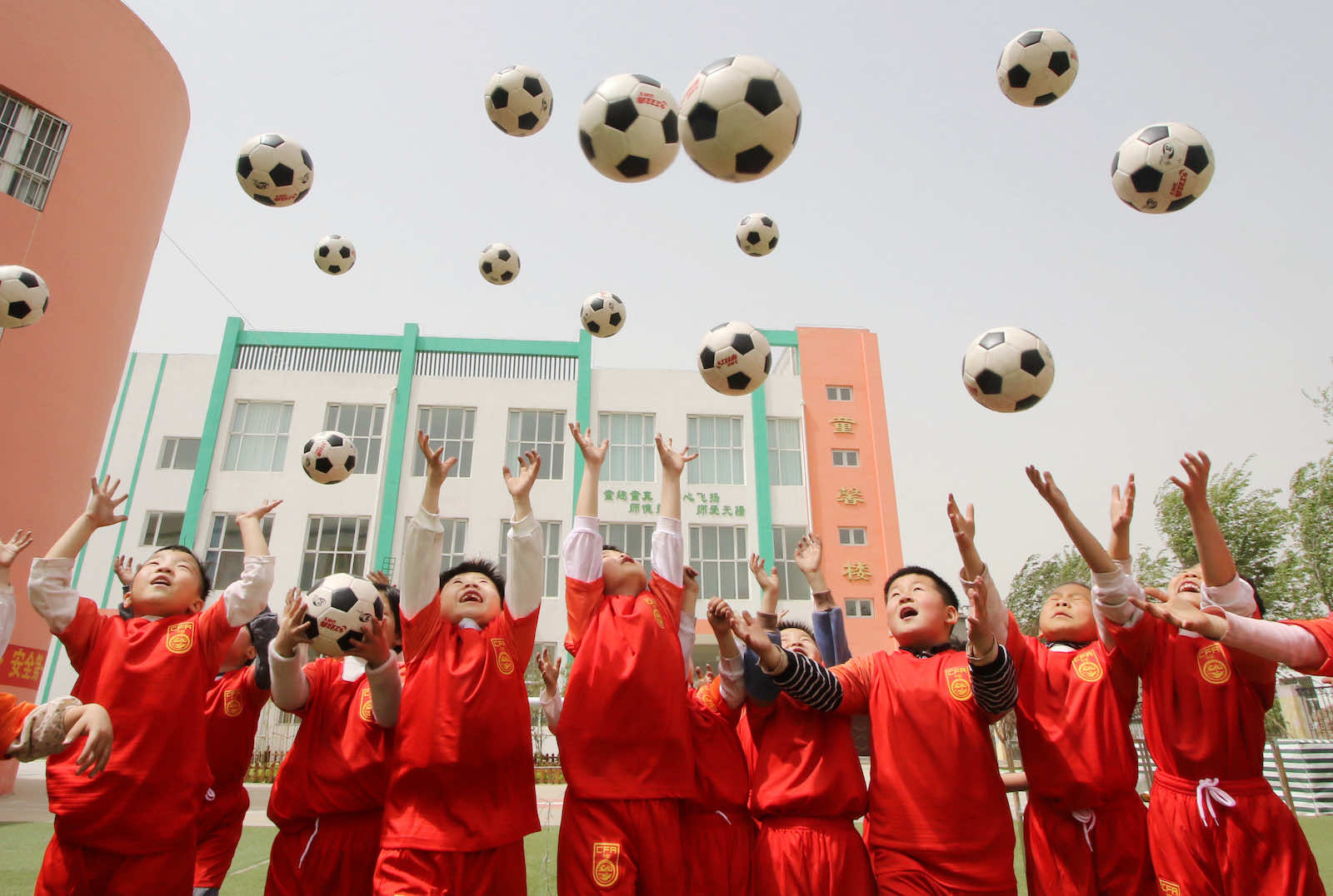 The new three-child policy is unlikely to substantially increase the birth rate, and the Chinese government knows that (Costfoto/Barcroft Media via Getty Images)