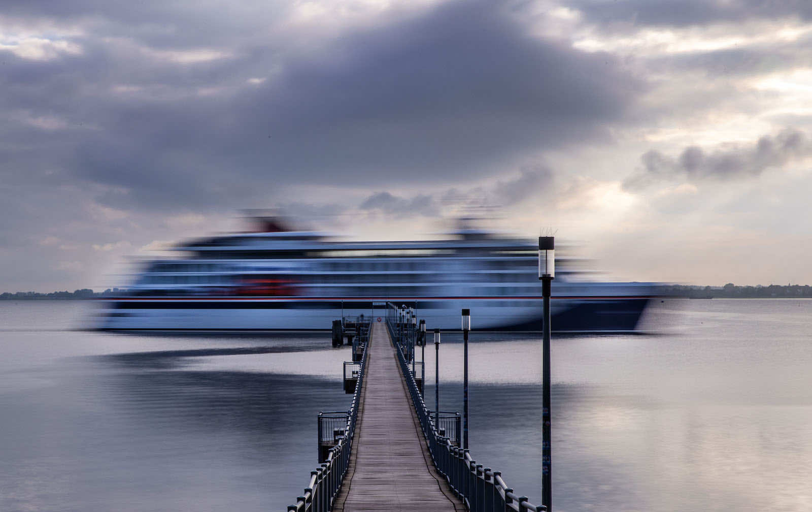 For the cruise industry, 2020 exposed a business model that had sailed to riches on the currents of modern globalisation (Jens Büttner/picture alliance via Getty Images)