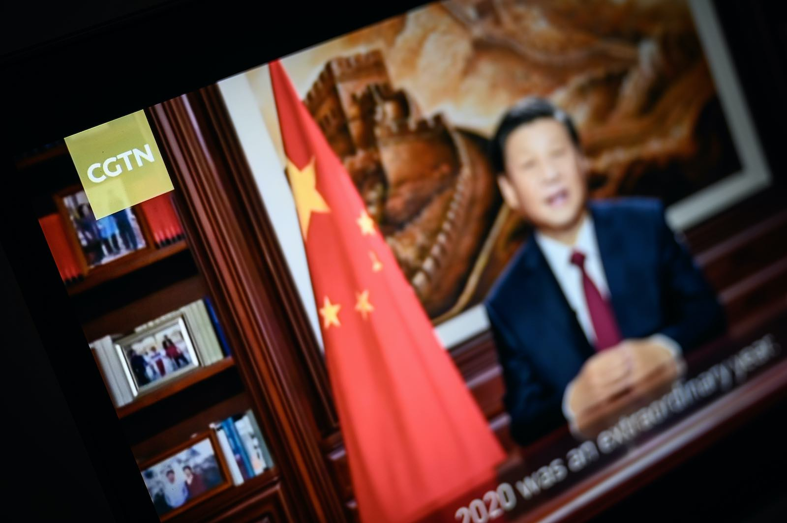 Xi Jinping's statements might take precedent but his reputation for dishonesty cast doubt over his words (Leon Neal/Getty Images)