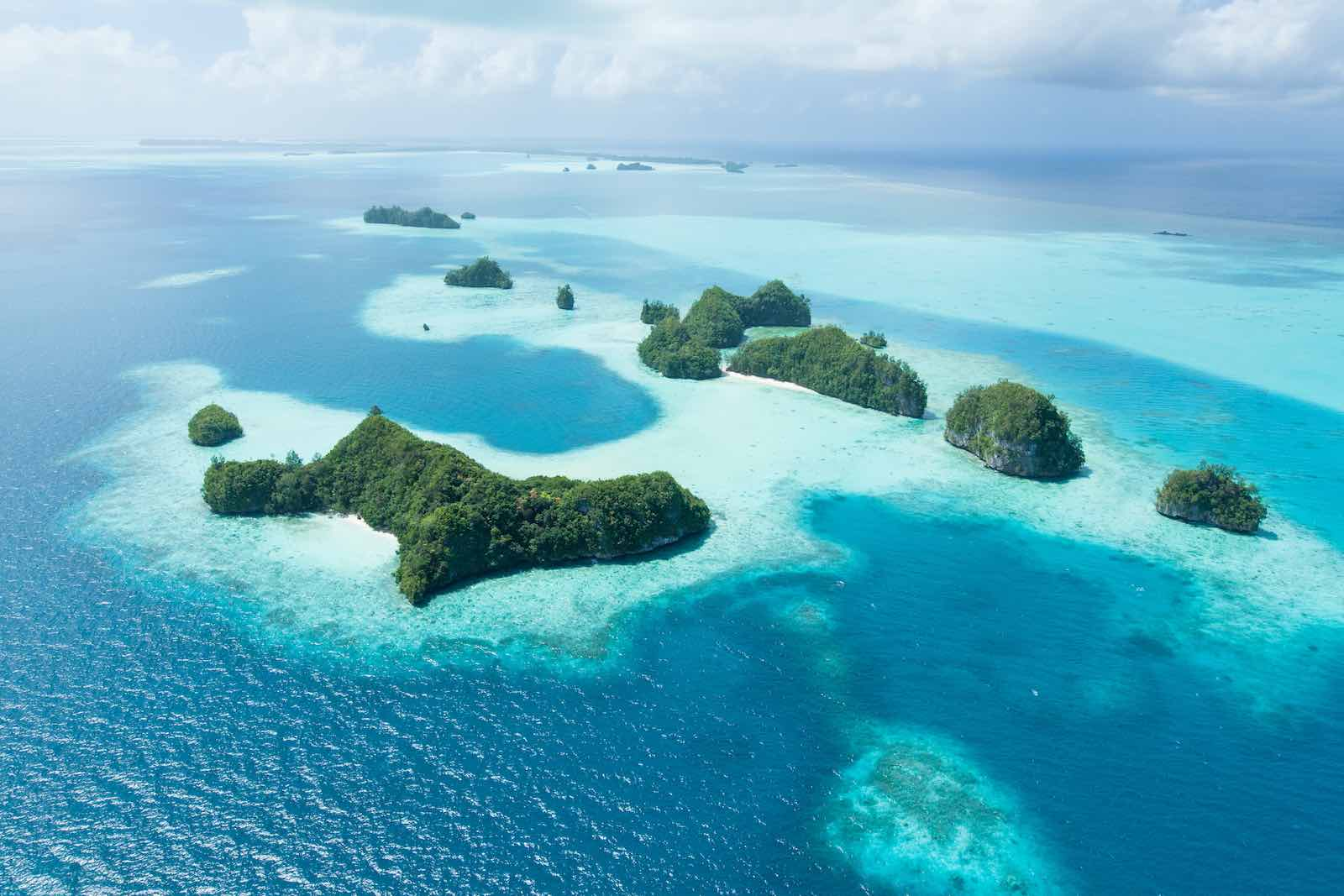 Palau, Micronesia (Photo: Getty Images)