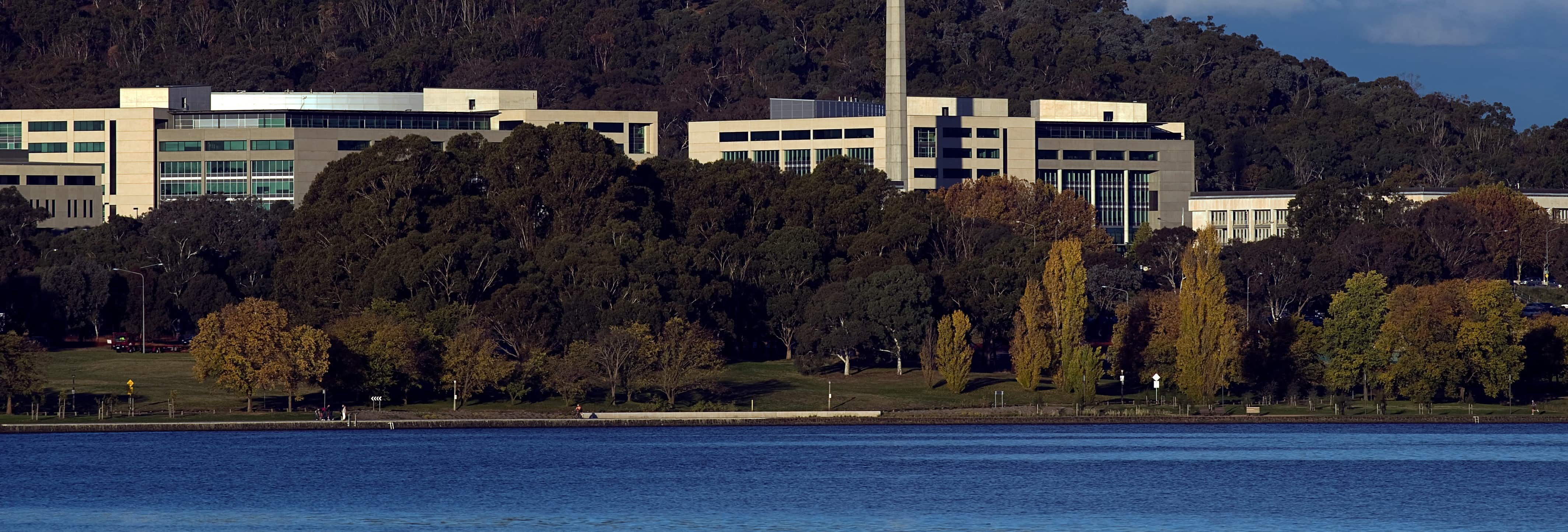 The Russell Offices in Canberra (Photo: Getty Images/UniversalImagesGroup)