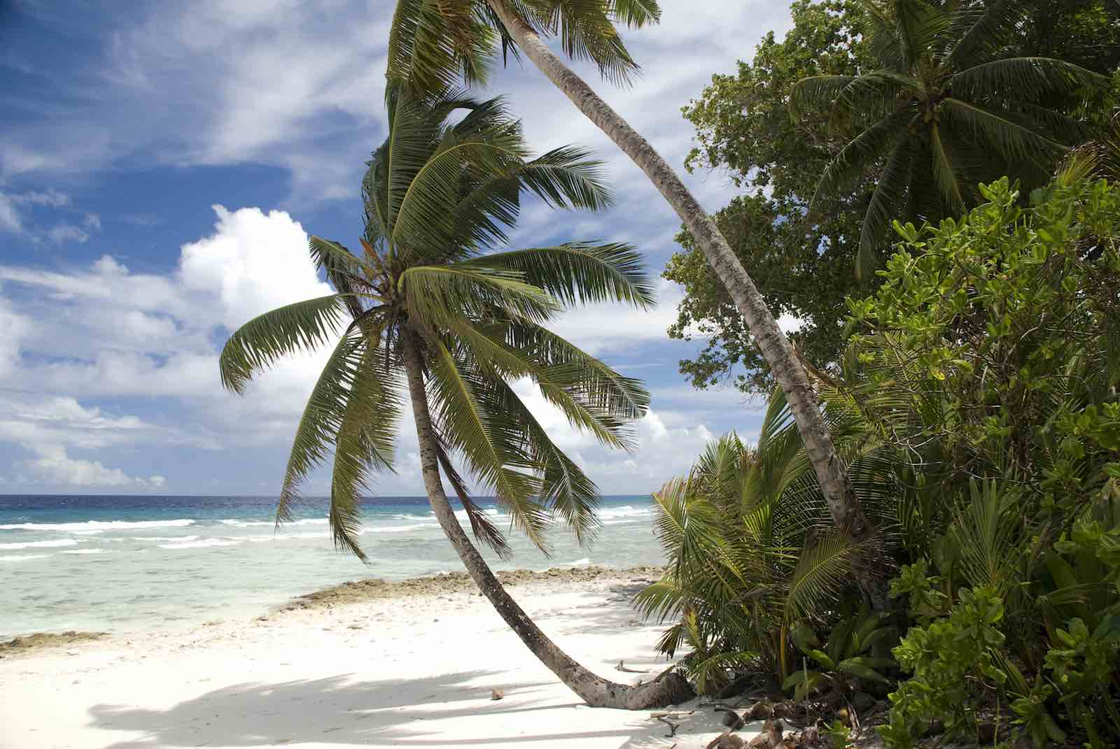 Chagos Atoll: Outlook cloudy (Photo: Getty Images)