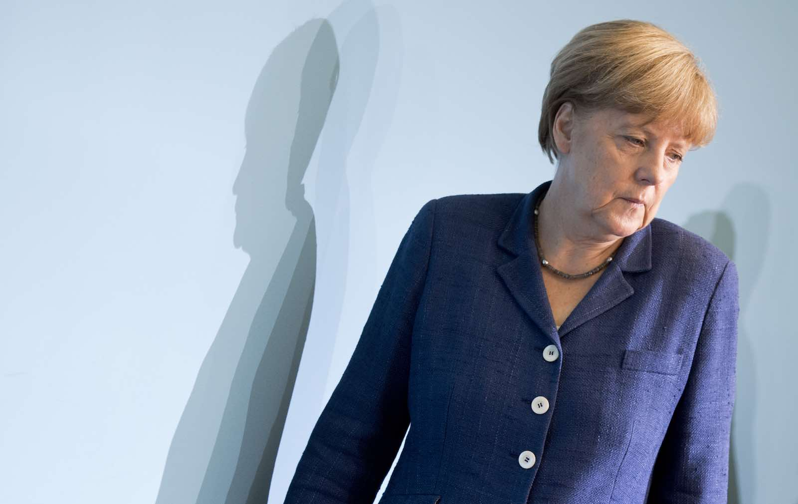 Angela Merkel transformed the tedium of continuity into the essence of genuine leadership (Photo: Michael Gottschalk via Getty)