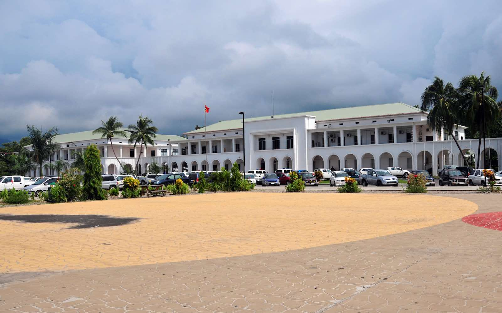 Government Palace in Dili (Getty Images)