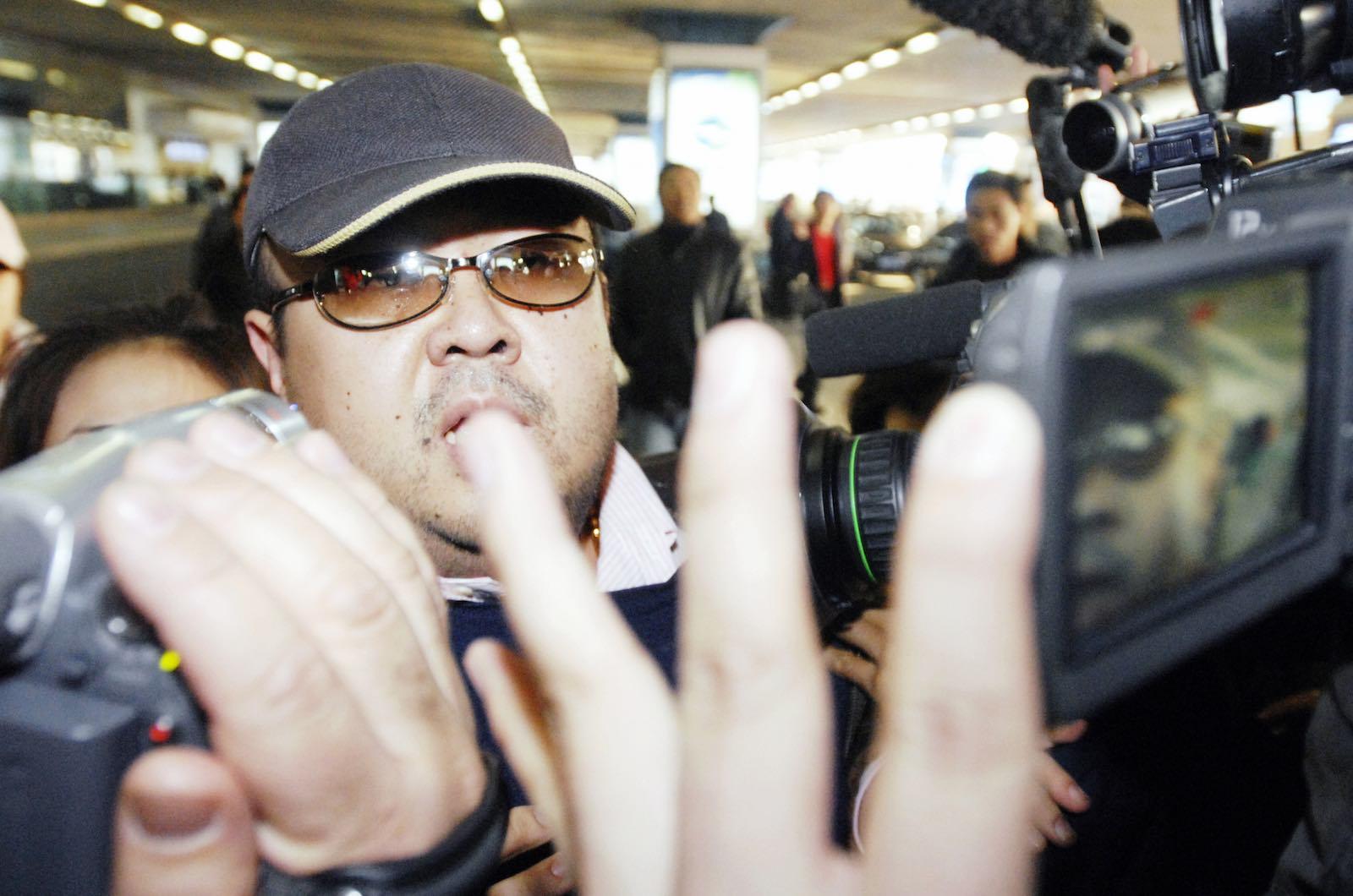 Will the hunt for the apparent masterminds behind Kim Jong-nam's killing continue? (Photo: The Asahi Shimbun via Getty)