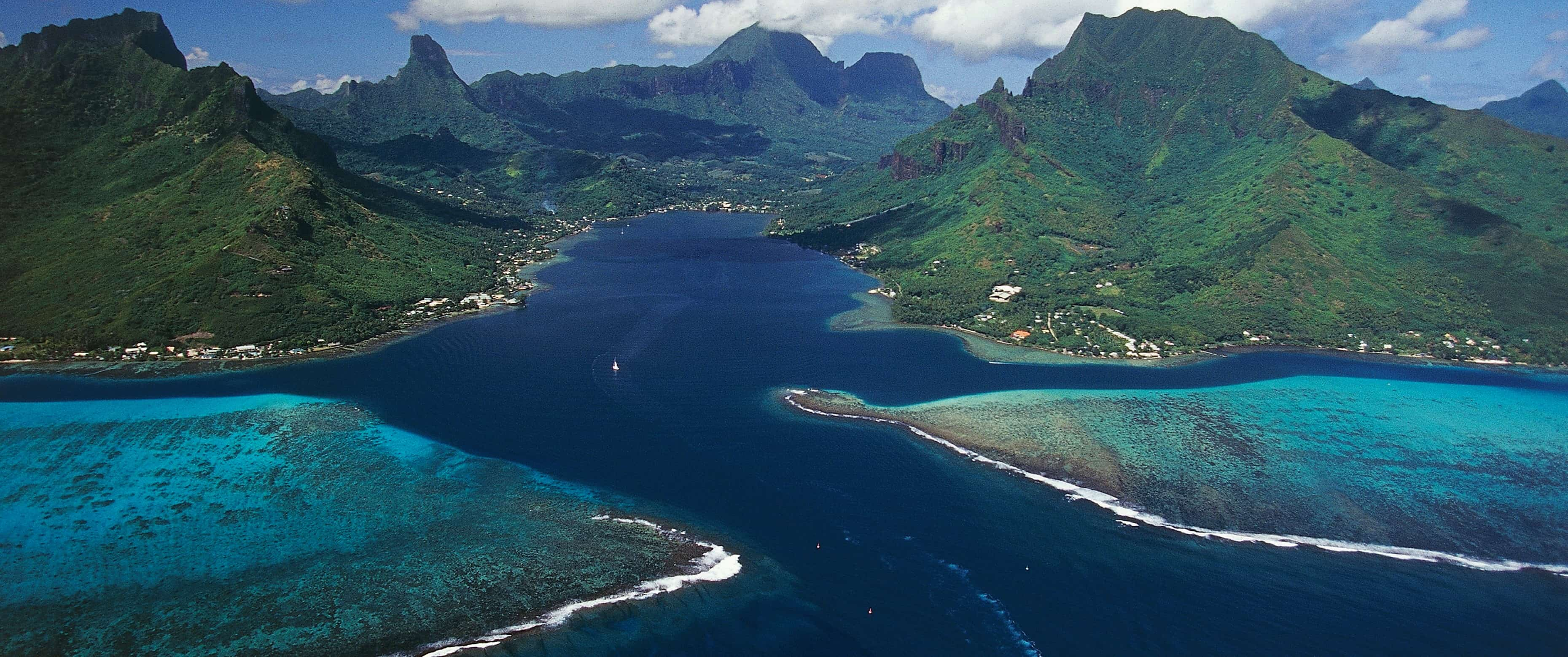 Cook's Bay, French Polynesia (Photo: DeAgostini/Getty Images)
