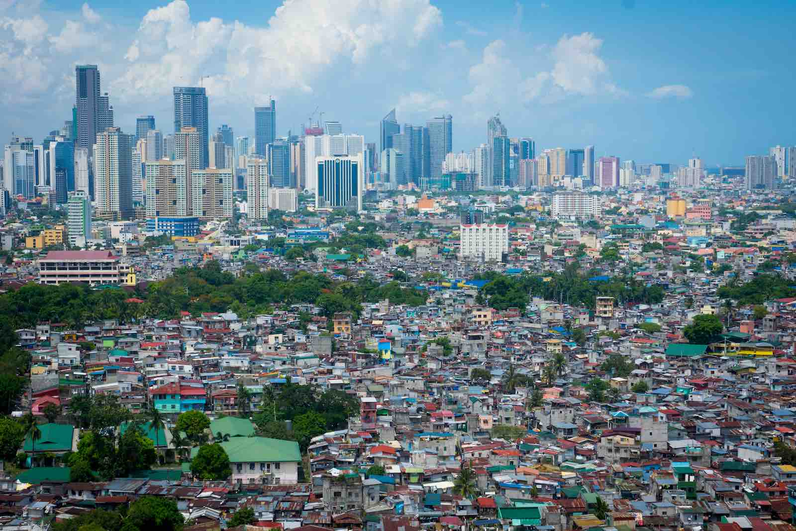 Manila, Philippines (Pavel Sinitcyn/Getty Images)