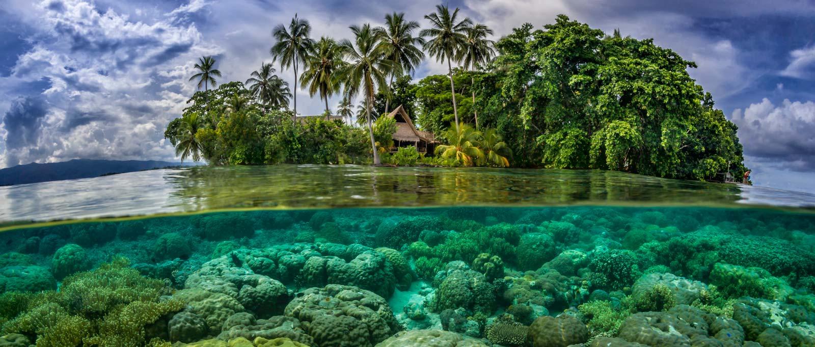 Marovo Lagoon, Solomon Islands (Photo: Getty Images)