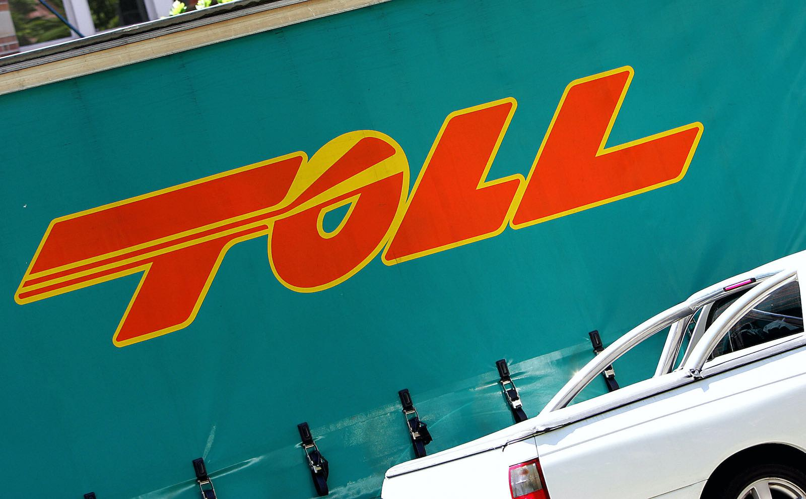 Japan Post has already written off $4.9 billion of its original purchase price of Toll Group (Greg Wood/AFP via Getty Images)