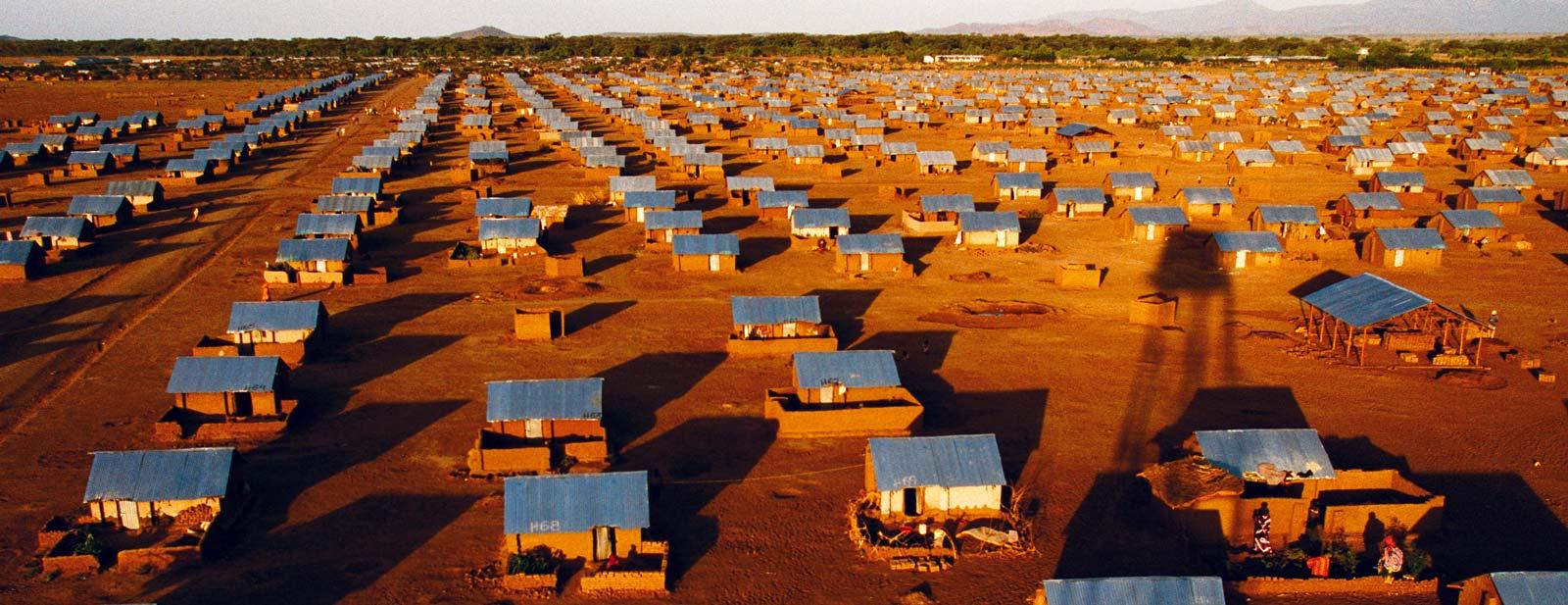 Sudanese border, Kakuma camp (Photo: Christophe Calais/Corbis)