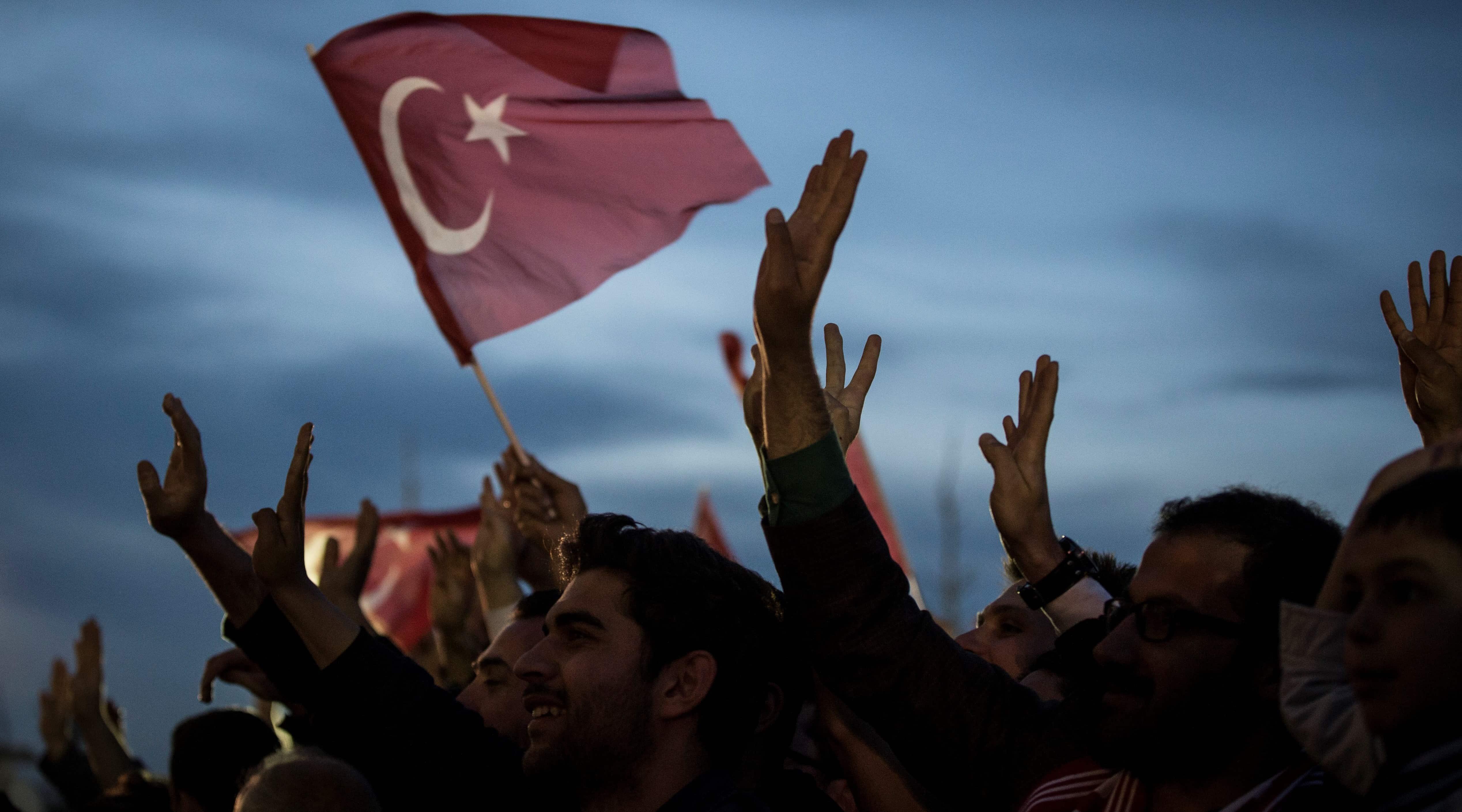 Photo: Getty Images/Anadolu Agency