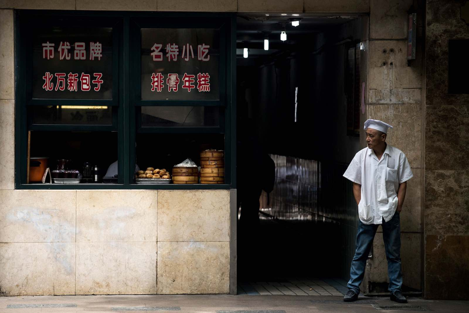 Size matters, and China has enormous market power, yet global demand is also weaker (Photo: Johannes Eisele/AFP/Getty Images)