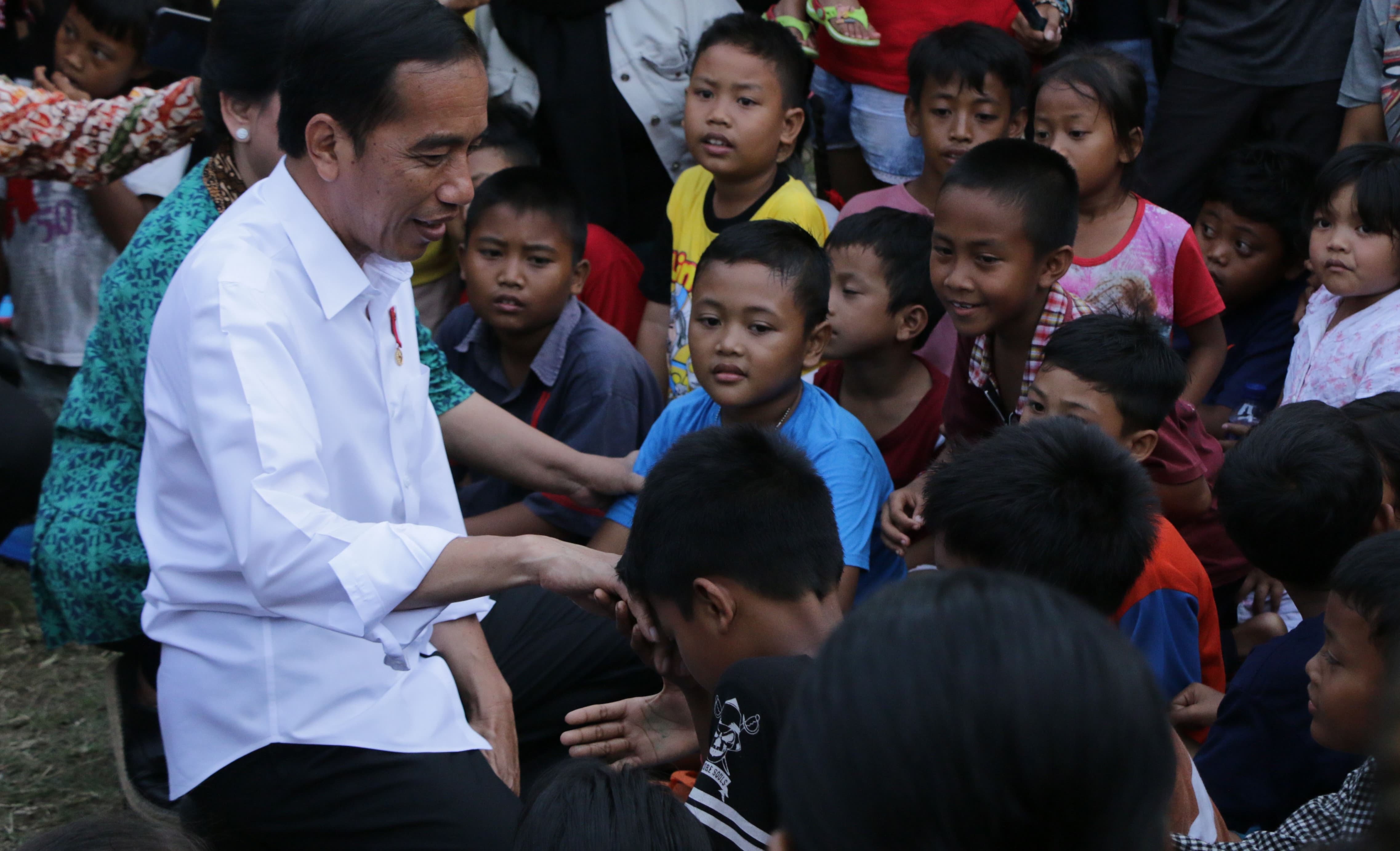 Indonesian President Joko Widodo (Photo: Megiza Asmail/Getty)