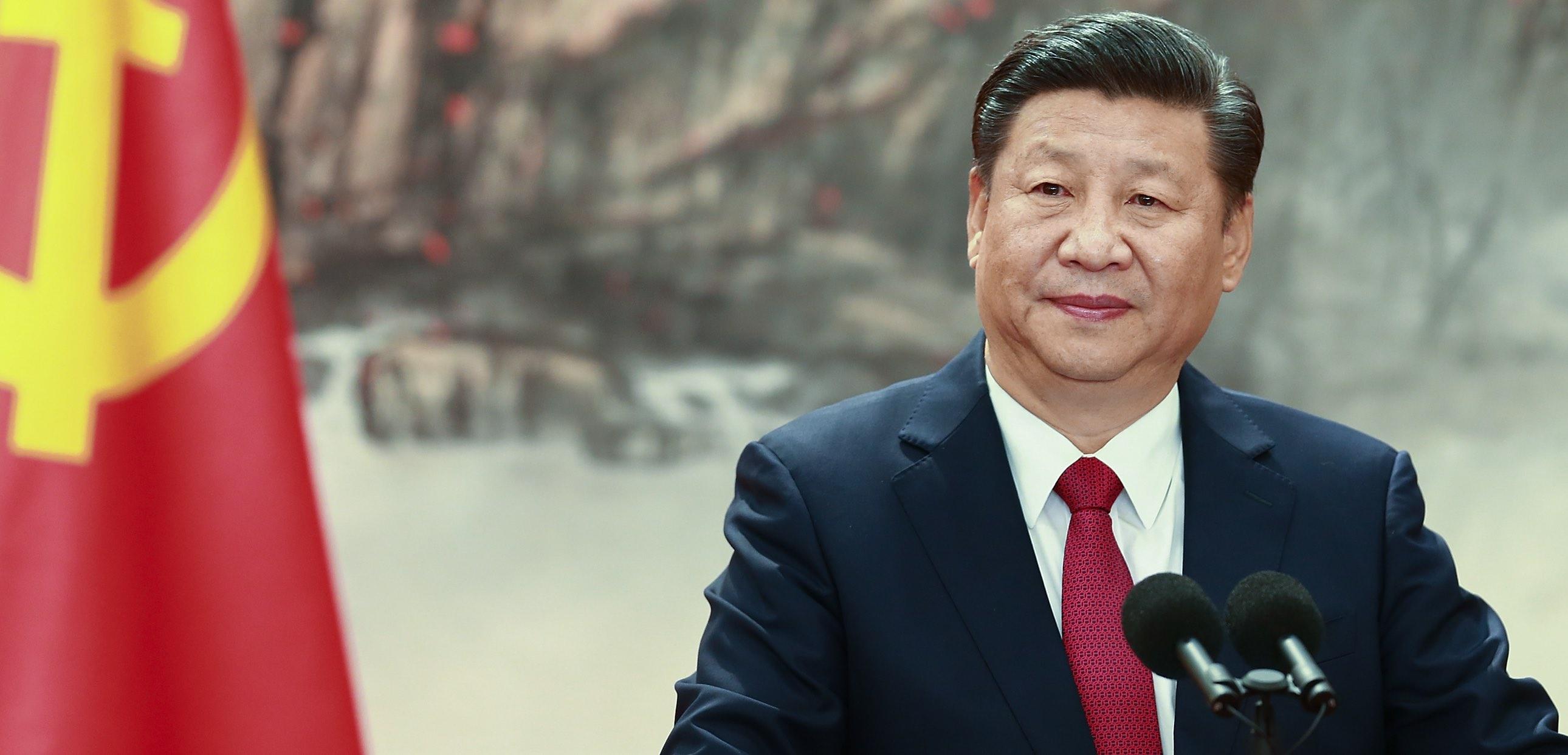 Chinese President Xi Jinping (Photo: Lintao Zhang/Getty)