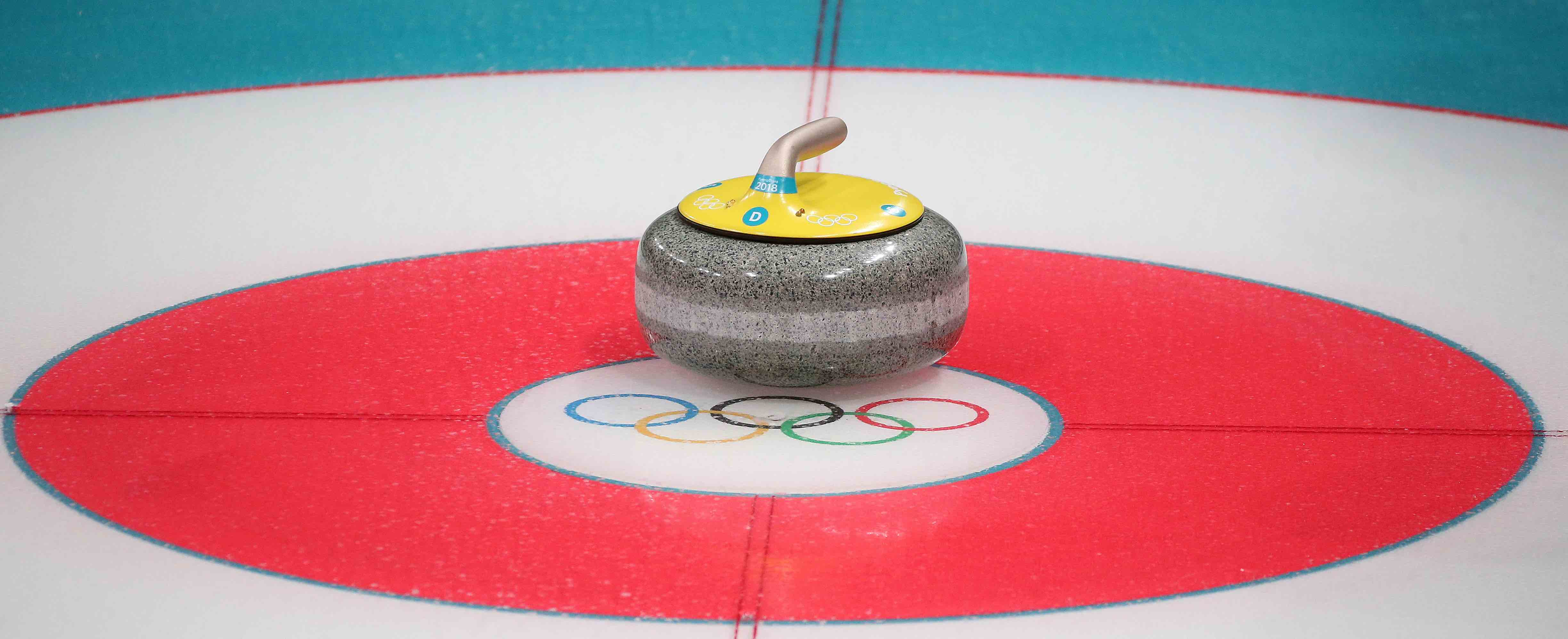 Curling at the PyeongChang Winter Olympics (Photo: Steve Russell/Getty)