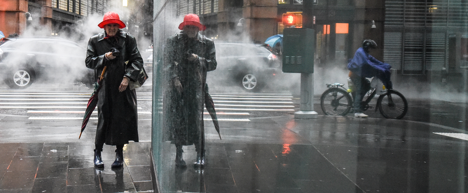 The upcoming midterms forecasts a storm in the US (Photo: Stephanie Keith/Getty)