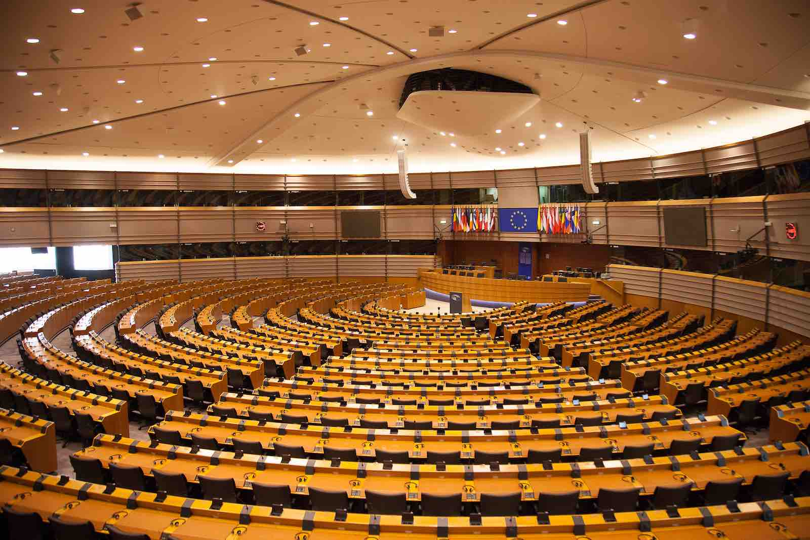 European Parliament in Brussels (Getty Images)