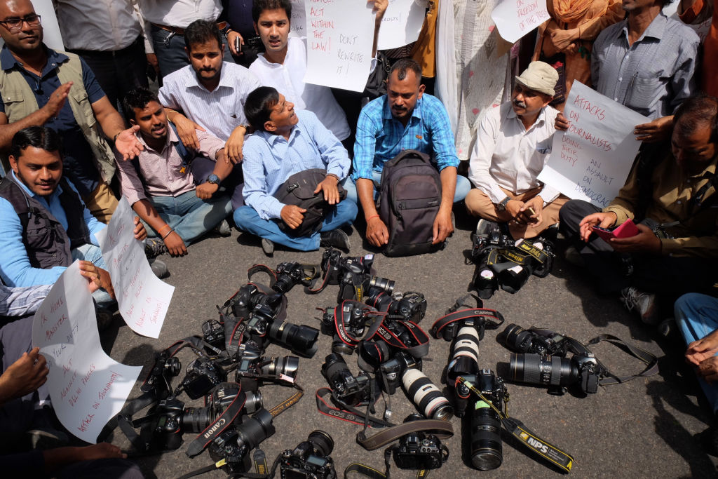 The bad news for press freedom in India | The Interpreter