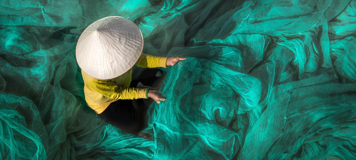 Vietnamese fisherman (Photo: Kanok Sulaiman/ Getty)