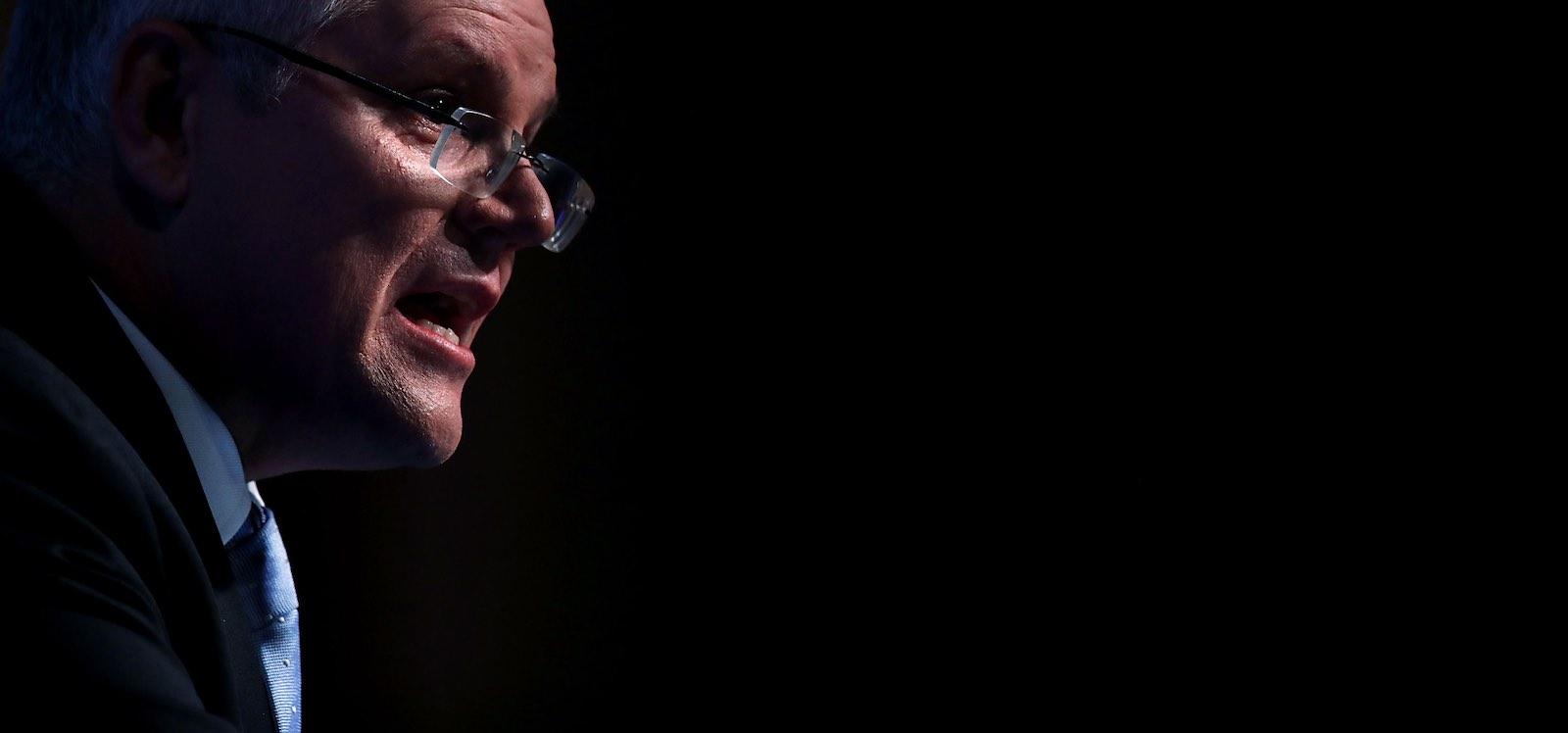 Australia's new Prime Minister Scott Morrison (Photo: Mark Nolan/Getty)