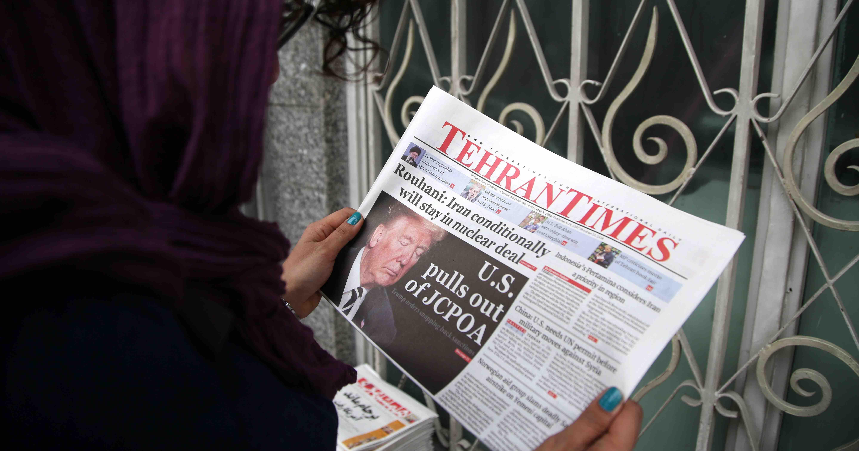 Photo: Fatemeh Bahrami via Getty Images