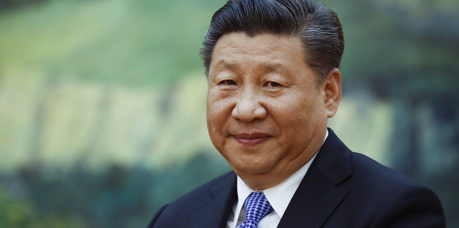Chinese President Xi Jinping in Beijing last month (Photo: Thomas Peter via Getty)