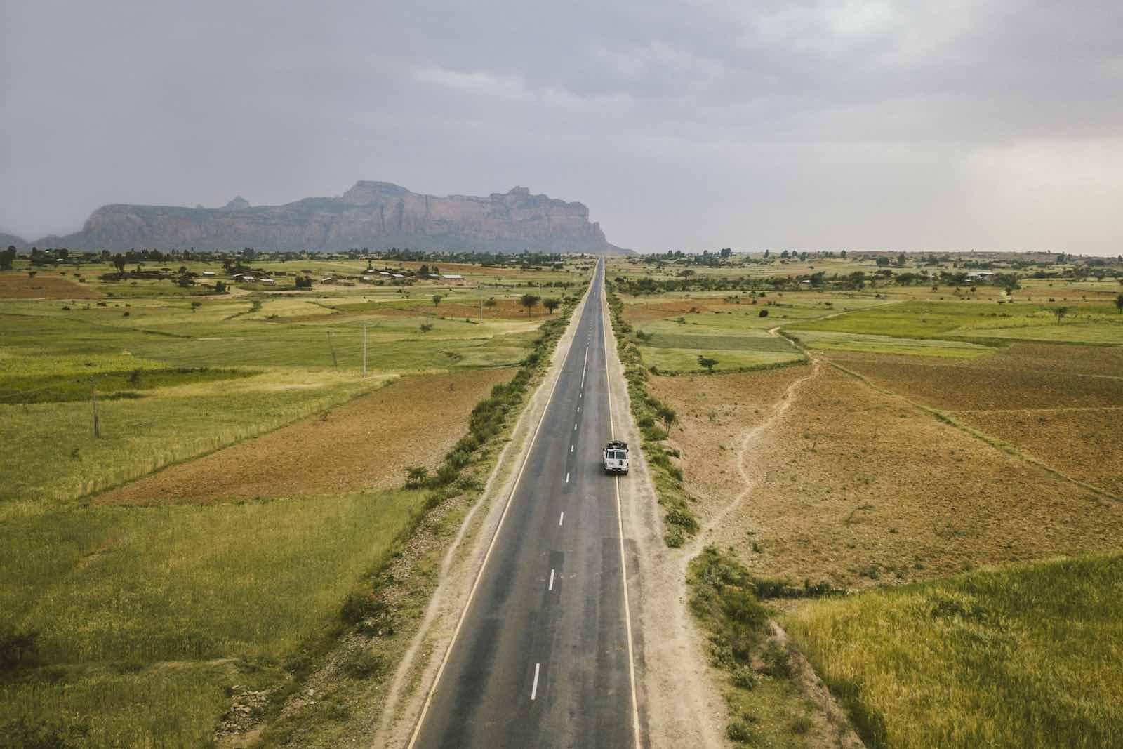 Tigray region, northern Ethiopia (Photo: Getty Images)