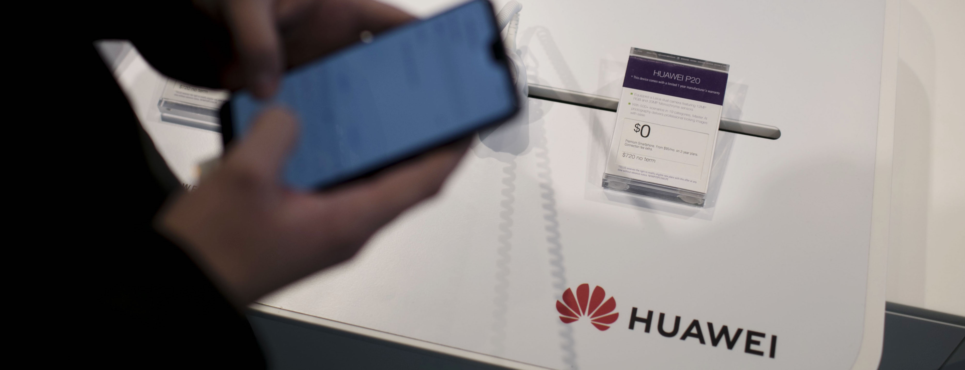 Canada has permitted Huawei to operate within the country (Photo: Brent Lewin via Getty)