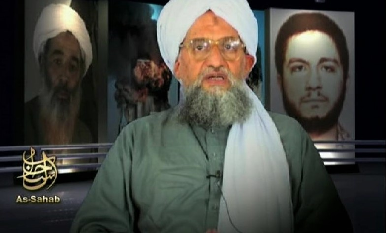Ayman al-Zawahiri on As-Sahab (Photo: Flickr)