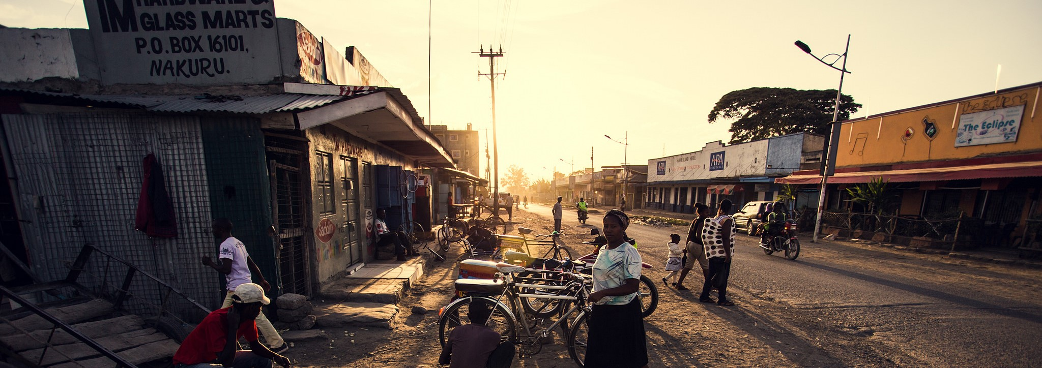 Nakuru, Rift Valley, Kenya (Photo: Flickr/VictorDobai)