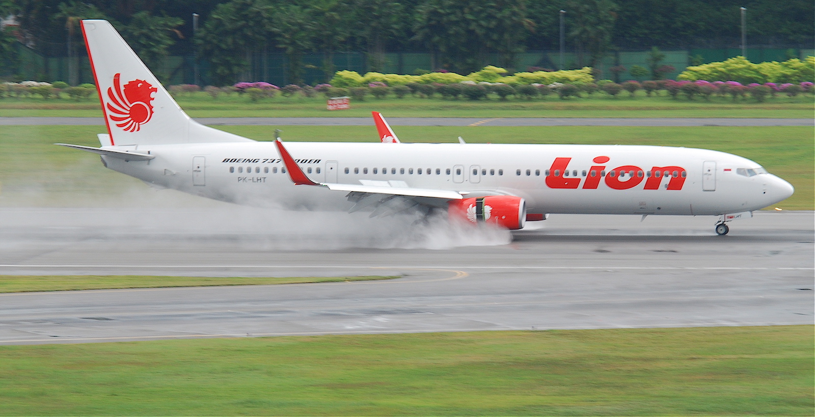 Lion Air's safety record makes for troubling reading – 14 accidents, several serious, from 2002 onwards. (Photo: Wikimedia Commons)