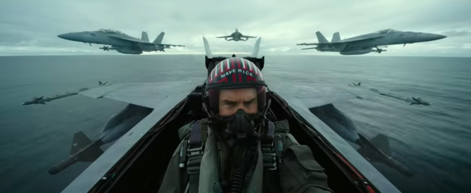 Top Gun: Maverick is the perfect stand-in for the US-led rules-based international order (Photo: Paramount Pictures/YouTube)