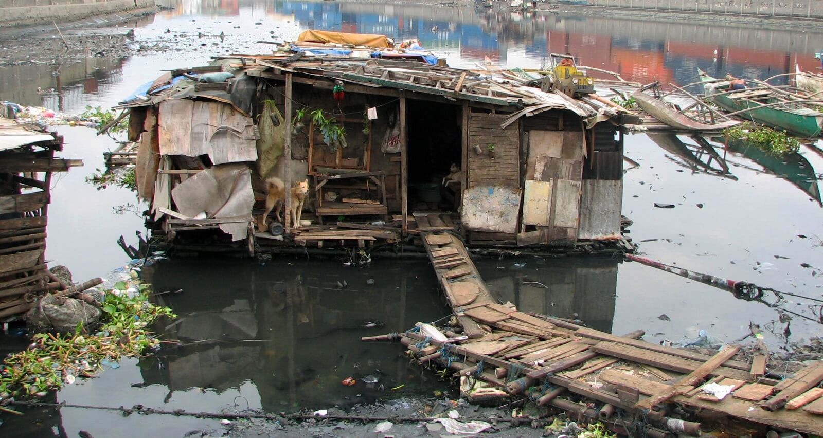 Metro-Manila, Philippines (Photo: Lawrence OP/Flickr)