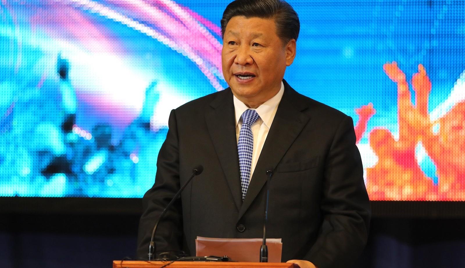 China's President Xi Jinping (Photo: Kremlin.ru)