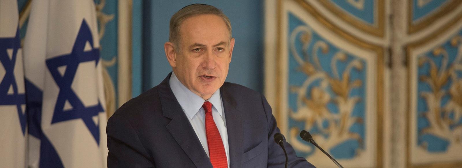Israel's Prime Minister Benjamin Netanyahu in Jerusalem last month (Photo: Lior Mizrahi/Getty Images)