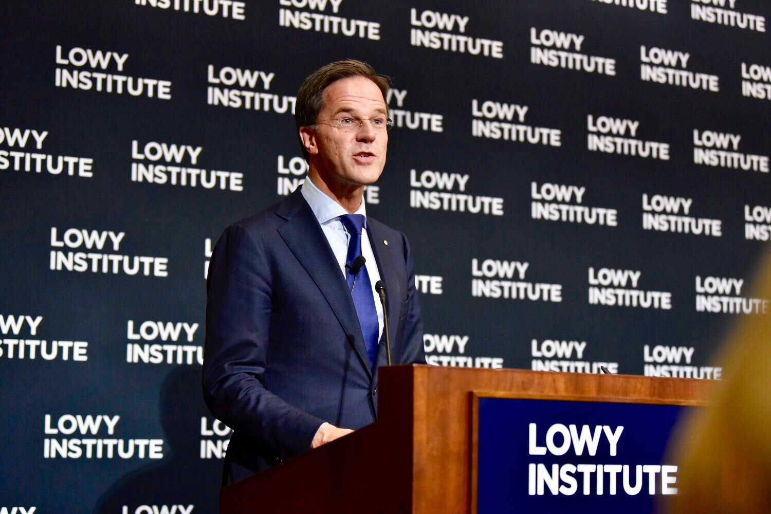 Speech by Prime Minister Mark Rutte of the Netherlands